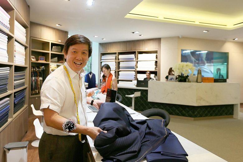 Joe's Tailoring -Tailor in Singapore